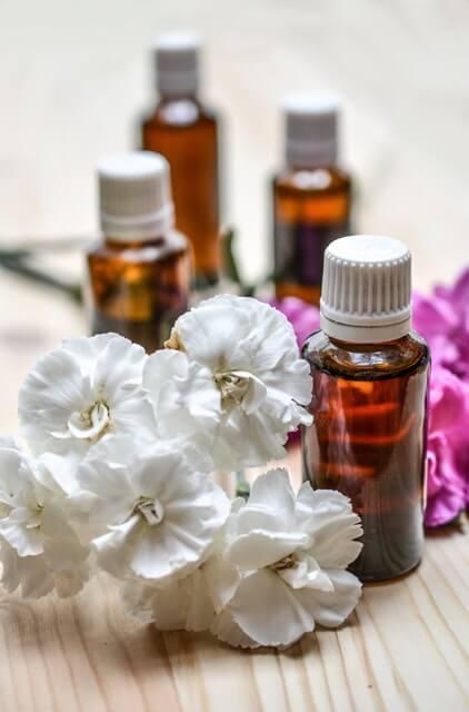 fragrant healing