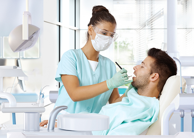 dental check up cost