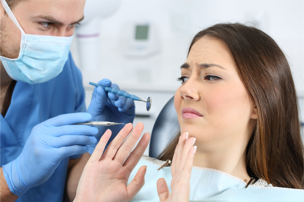 dental anxiety treatment options