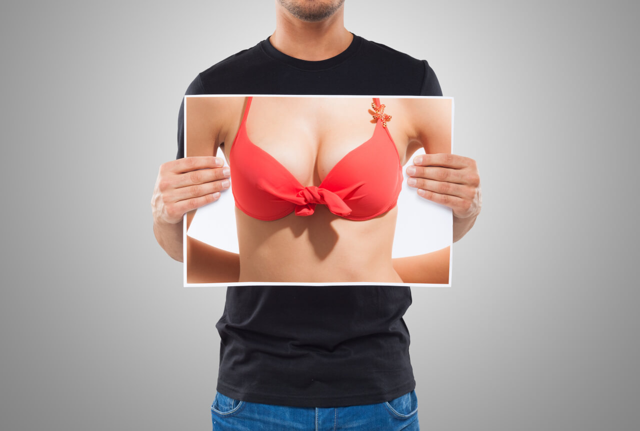 transgender breast implants