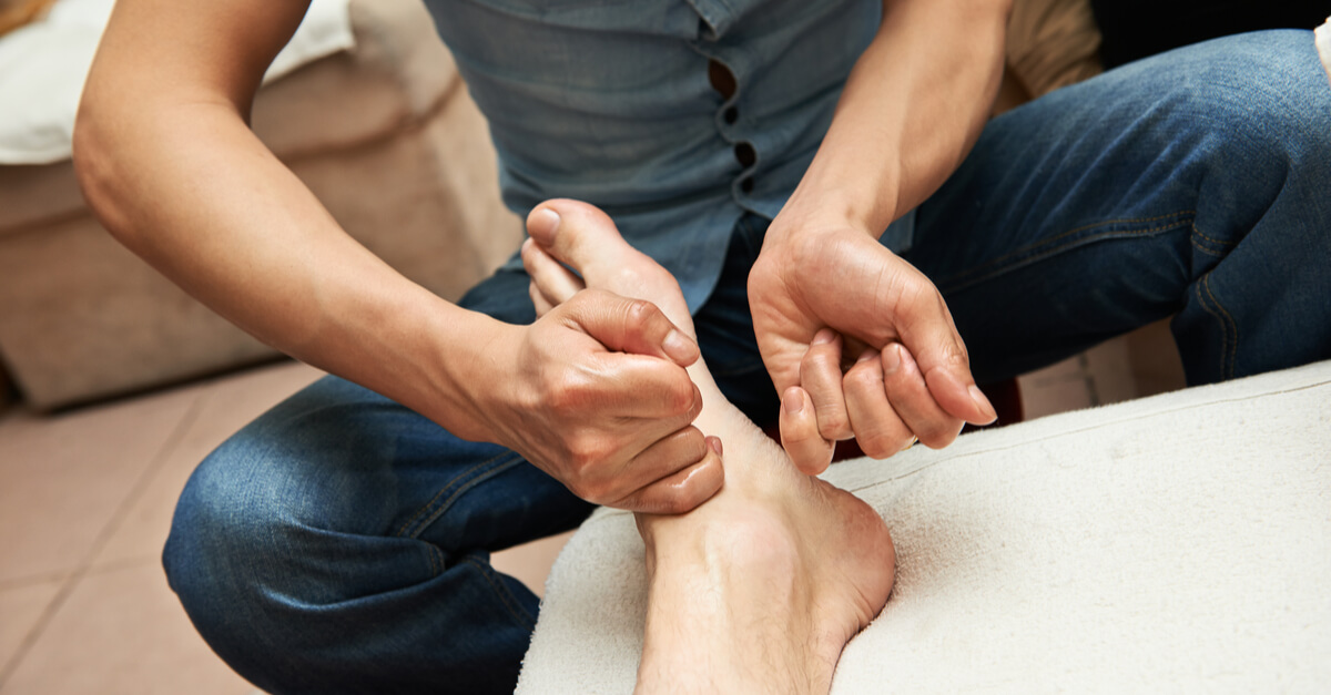 Introduction to Chinese Reflexology Massage