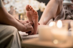 Introduction to Chinese Reflexology Massage on Foot