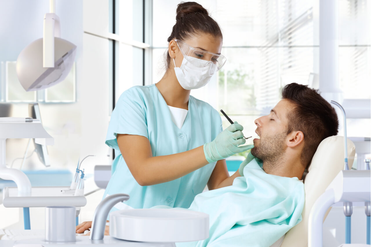 how often should you get routine checkups at the dentist?