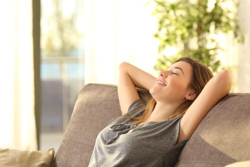chronic stress relax