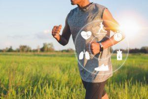 Body Fit Training Smartwatch